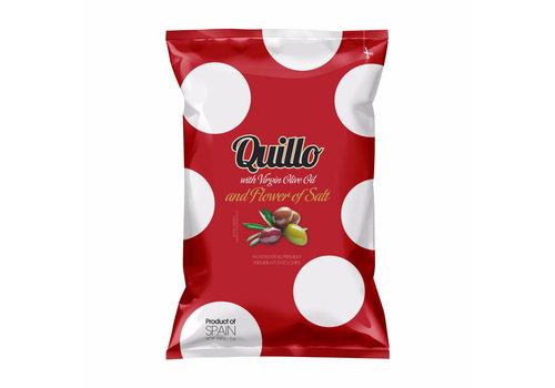 Quillo Chips Fleur de sel 130g