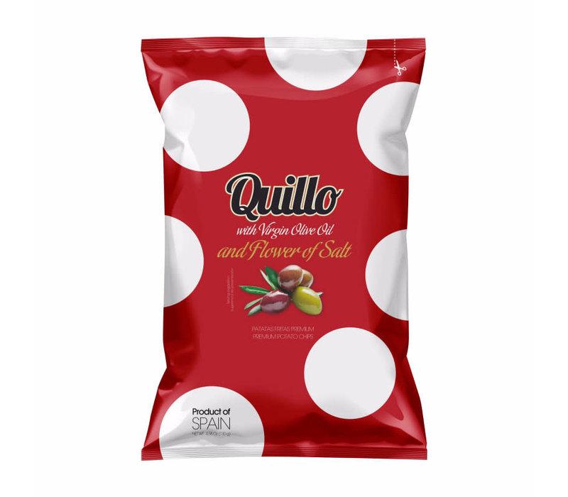 Chips au Fleur de sel - Quillo