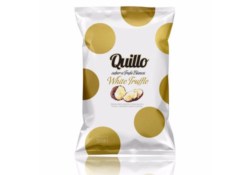 Quillo Chips White Truffle 130 g