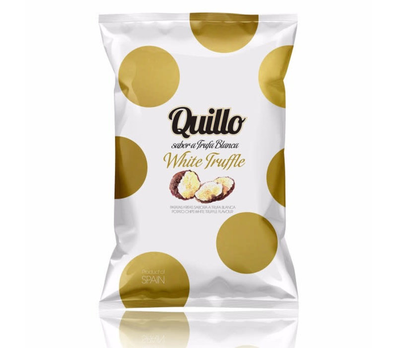 Chips White Truffle - Quillo