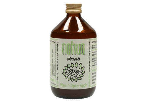 Nahua Warm 'n Spicy Apple Shrub 50 cl