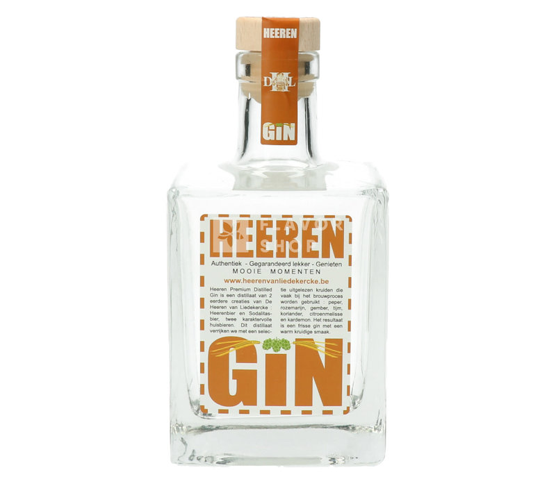 Heeren van Liedekercke Gin
