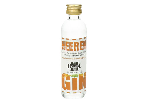 Mini Gin Heeren vanLiedekercke