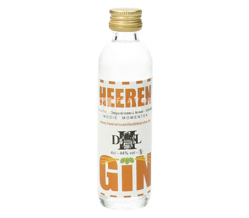 Mini Heeren van Liedekercke Gin