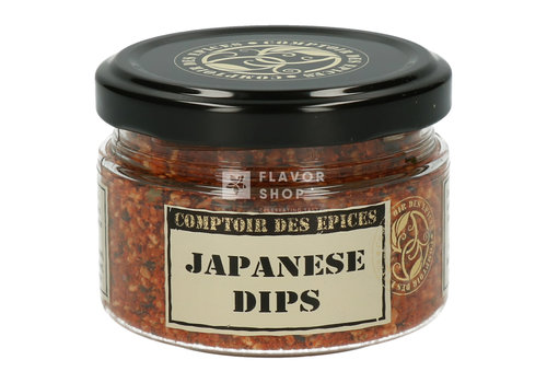 Le Comptoir des épices Japanese Dips- Trempettes japonaises