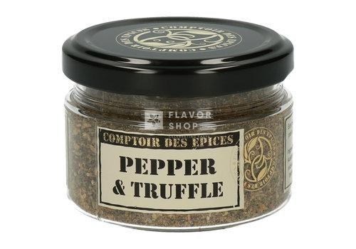 Le Comptoir des épices Poivre et truffe