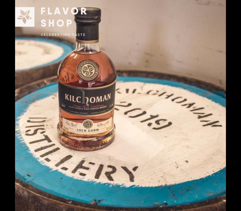 27/11/2019 - Dégustation Kilchoman whiskies