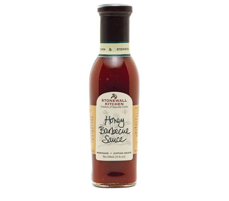 Sauce barbecue au miel