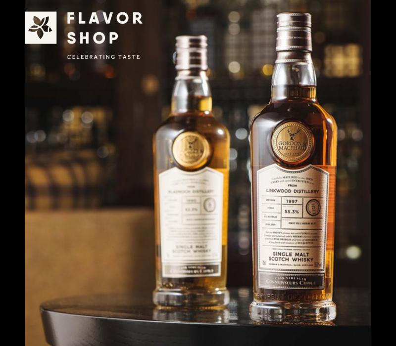 20/09/2019 - Dégustation de whisky Gordon & MacPhail
