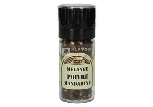 Le Comptoir des épices Mandarijn peper in molen