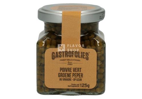 Gastrofollies Groene peper op azijn