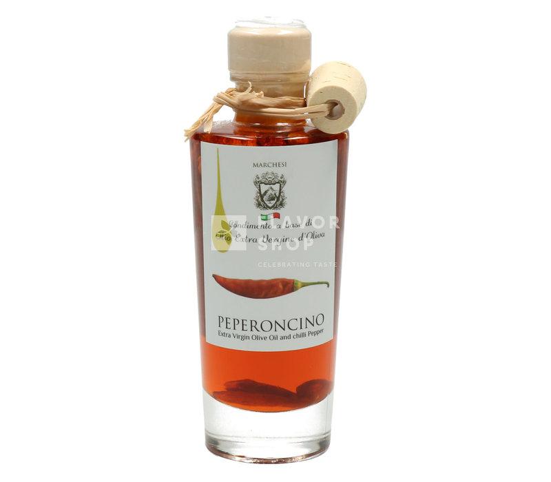 Pikante Olijfolie met peperoncino 100 ml