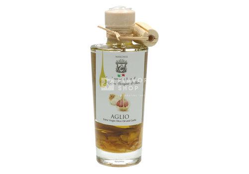 Marchesi Olijfolie met knoflook 100 ml