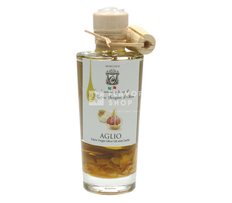 Huile d'olive à l'ail 100ml