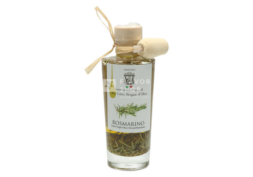 Marchesi Olijfolie met rozemarijn 100 ml