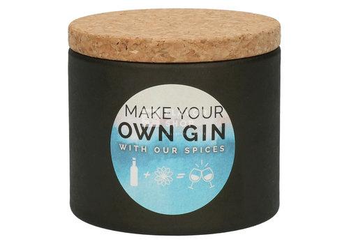 Le Comptoir des épices Epices pour faire son propre gin