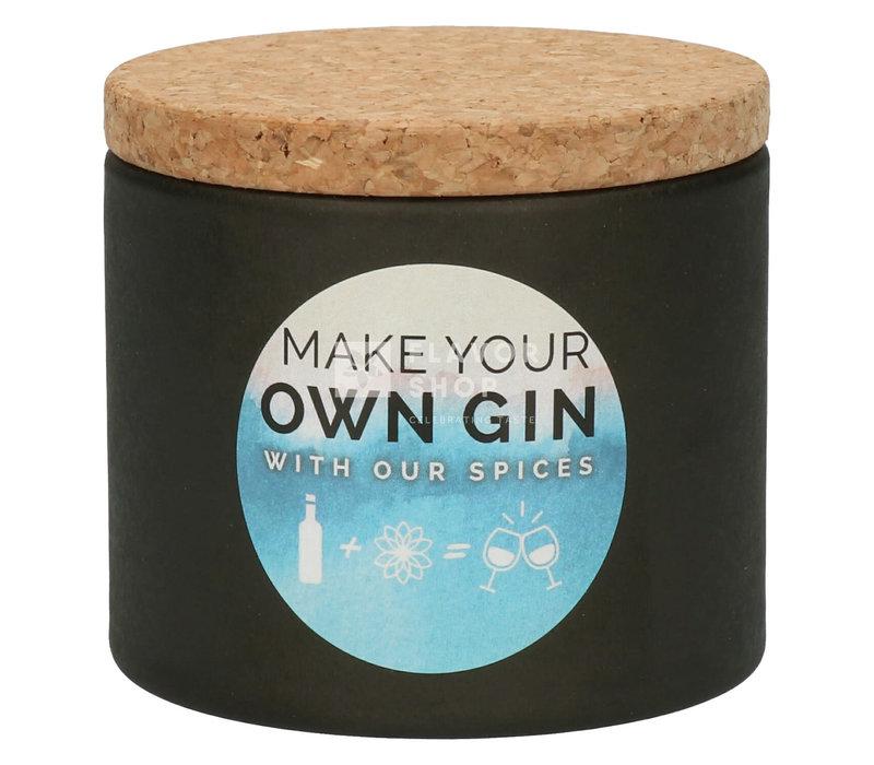Zelf Gin Maken kruidenset