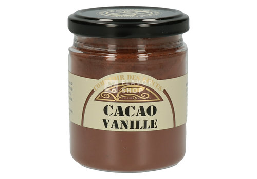 Le Comptoir des épices Cacao Vanille