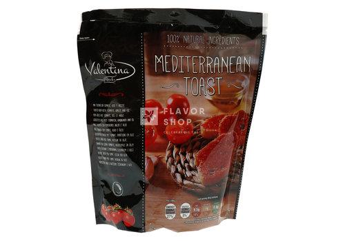 Toast Méditerranéen