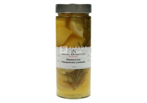 Belberry Citrons Maroccains confits