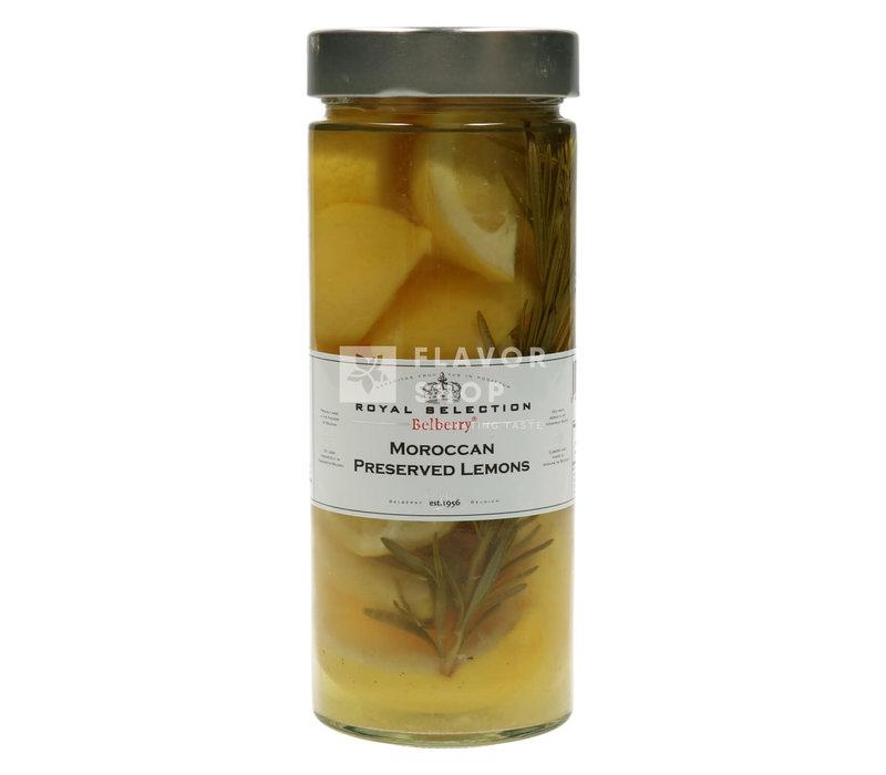 Citrons Maroccains confits