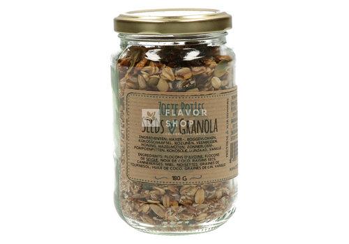Granola au graines 180g