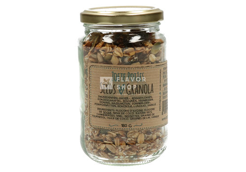 Seeds Granola 180g