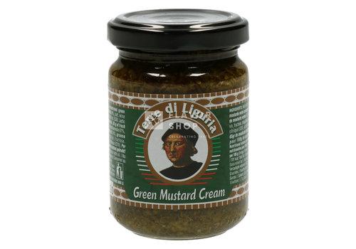 Terre di Liguria Tapenade Green Mustard Cream