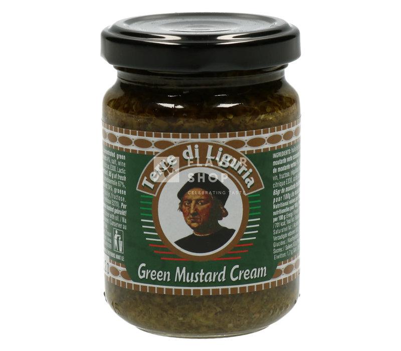 Tapenade Green Mustard Cream
