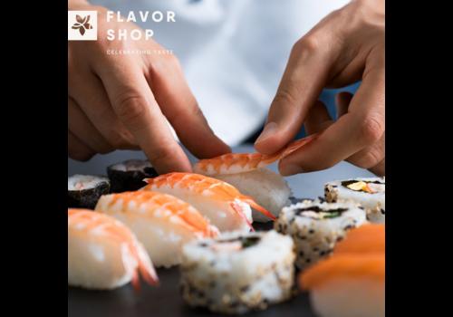 28/10/2019 - Atelier de sushi