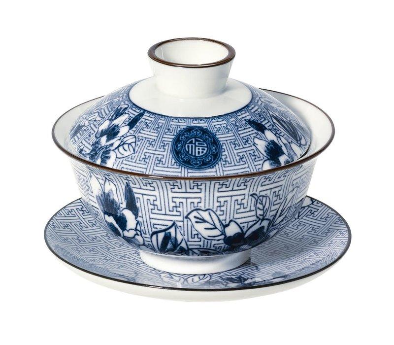 Gaiwan en porcelaine 0,1 L - Fengsu