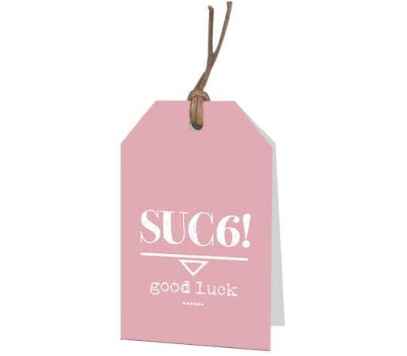 Suc6 carte de voeux