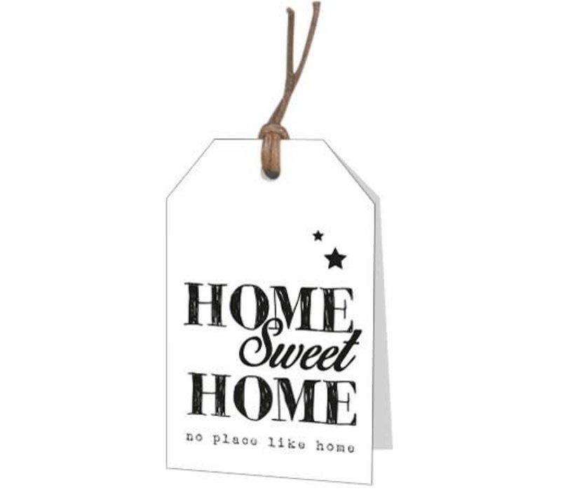 Home Sweet Home Wenskaartje