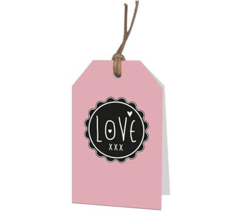 Love xxx Carte de voeux