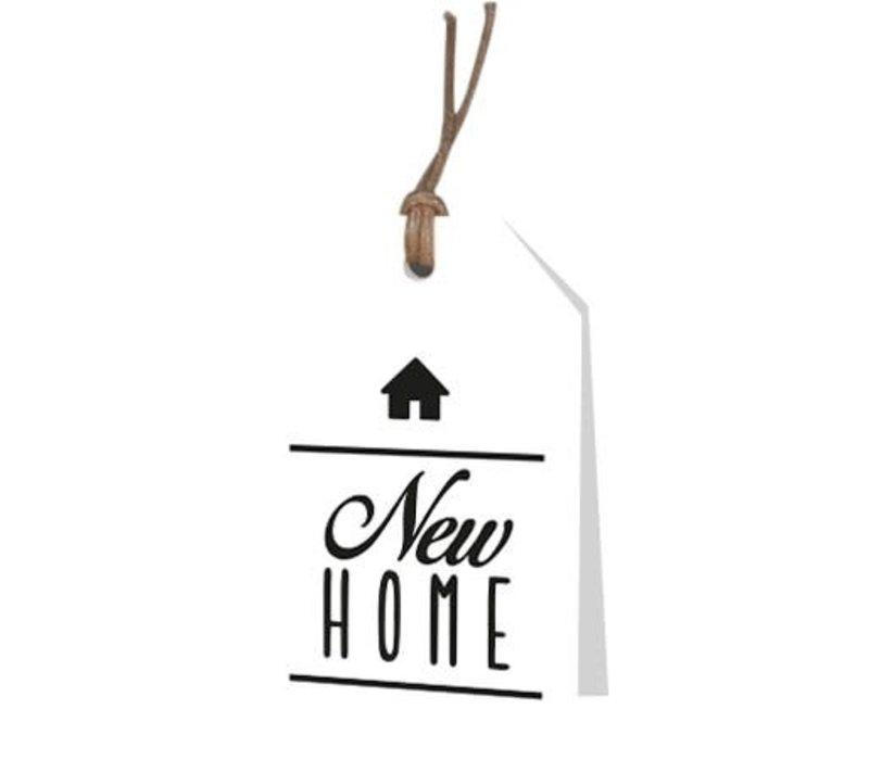 New Home Wenskaartje