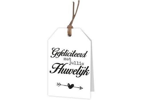 Félicitations pour votre mariage Carte de vœux