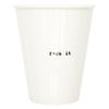 helen b Tasse en porcelaine 'f *ck it'