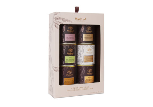 Whittard Cocoa Creations Gift Set