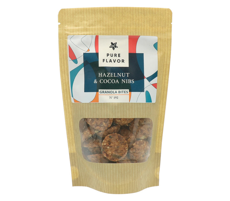 Granola Bites Hazelnoot & Cacao 150 g