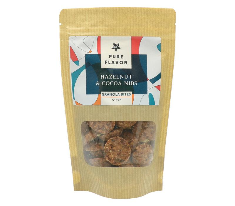 Granola Bites Hazelnoot & Cacao 150g