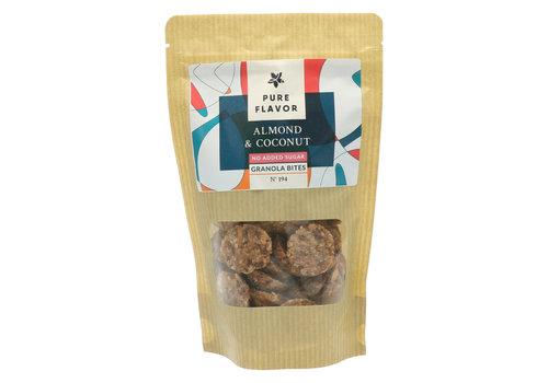 Pure Flavor Granola Bites Amandel & Kokos 150g