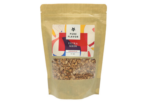 Pure Flavor Granola Extra Graines 300g