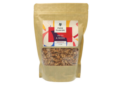 Pure Flavor Granola Nuts & Seeds 300g