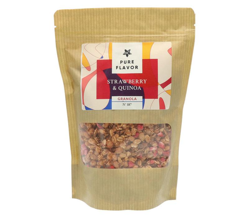 Granola Fraises et Quinoa 300 g