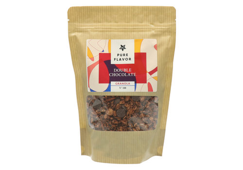 Pure Flavor Granola Double Chocolate 300g
