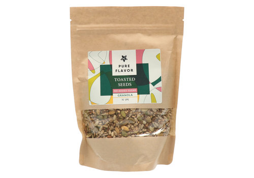 Pure Flavor Pure Toasted Seeds 300g