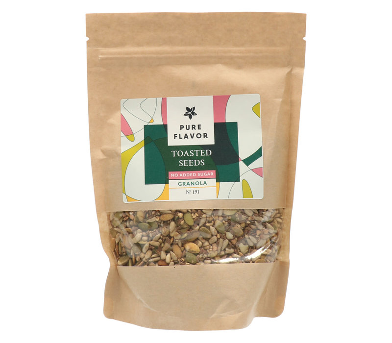 Pure Toasted Seeds 300g