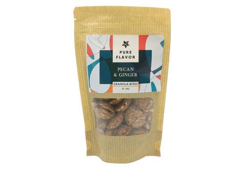 Pure Flavor Granola Bites Pecan & Gember 150 g