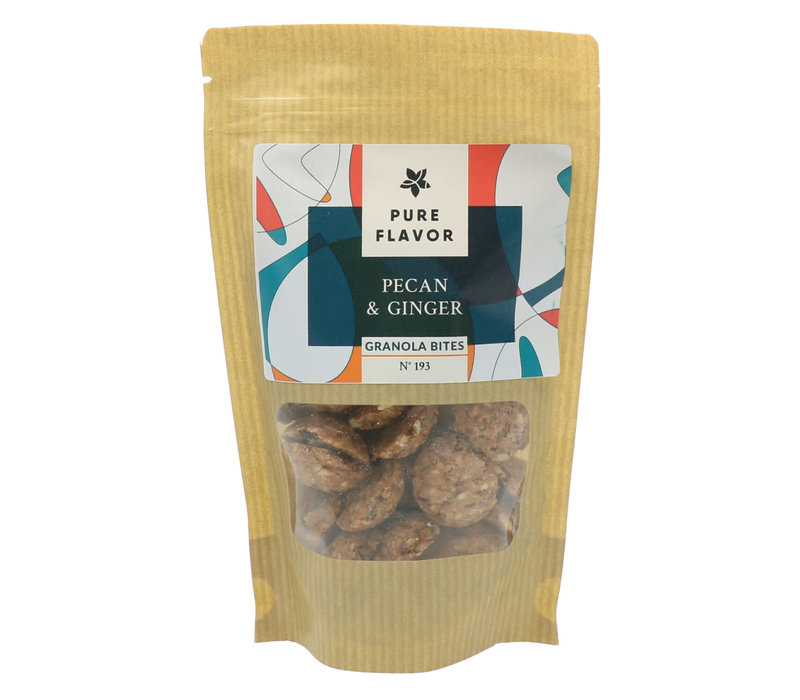 Granola Bites Pecan & Gember 150 g