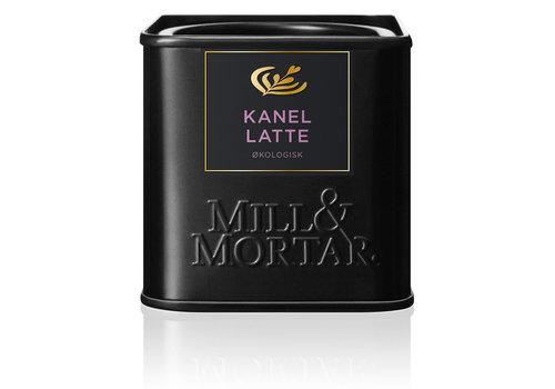 Mill & Mortar Cinnamon Latte